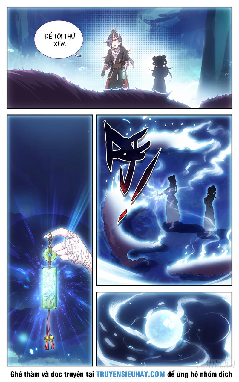 Thương Khung Bảng Chi Thánh Linh Kỷ chap 34 - Trang 9