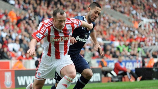 Premier League - Stoke City vs Tottenham Hotspur 12/05/2013