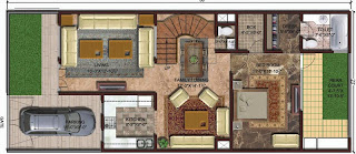 Amrapali Leisure Valley :: Floor Plan