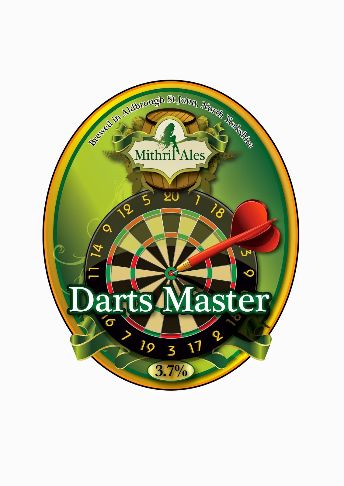 the masters darts