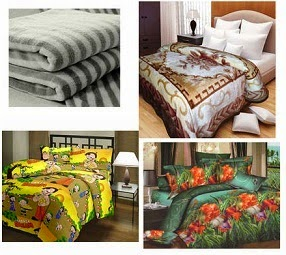Great Deal: Blankets (Mink | Polyester | Fleece) & AC Comforter : Upto 88% Off @ Paytm
