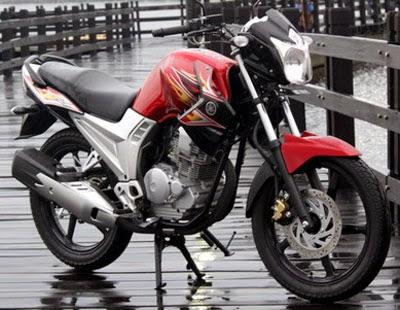 Yamaha Scorpio 2014