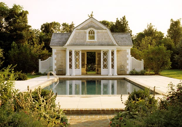 Birdie Pearl Pool House Inspirations