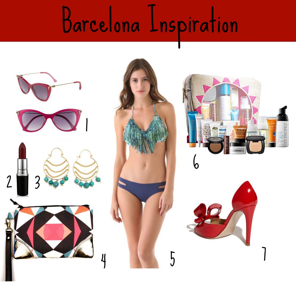 barcelona inspiration