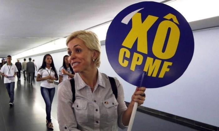 CPMF, não!