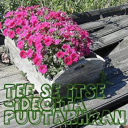 TSI-ideoita puutarhaan -yhteisblogi