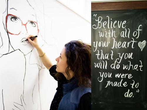 Monday Inspiration: Believe