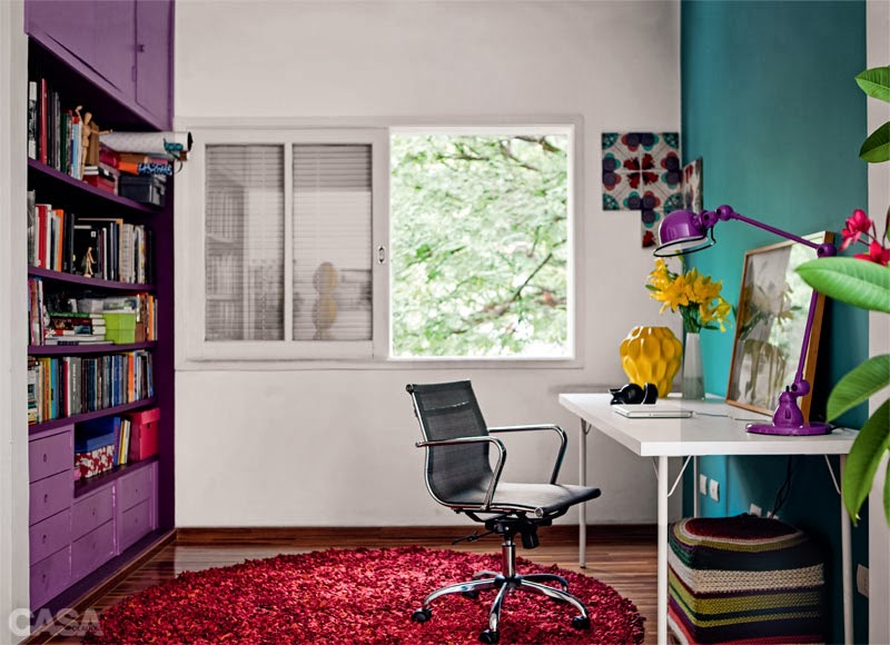 Ideas para decorar un departamento peque o tips para mujeres for Oficinas pequenas modernas en casa