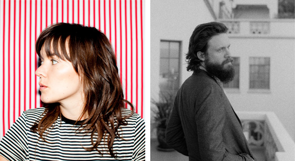 Courtney Barnett y Father John Misty al Bilbao BBK Live