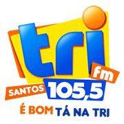 Rádio Tri FM de Santos ao vivo