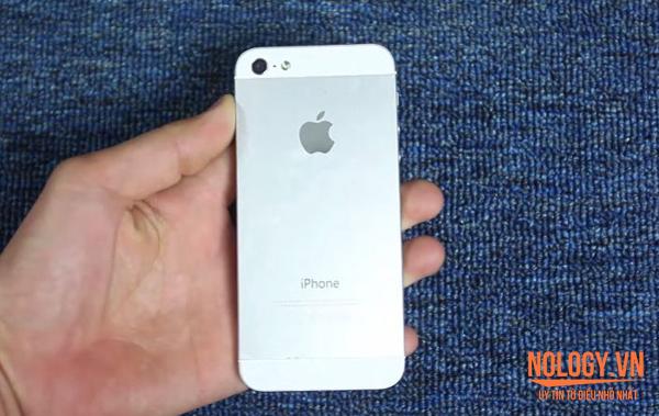 iPhone 5 chưa active trôi bảo hành với giá 5 triệu đồng