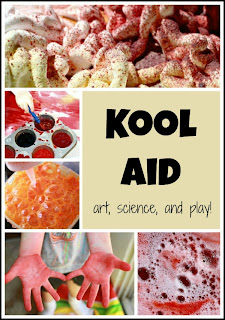 Kool Aid Play Date