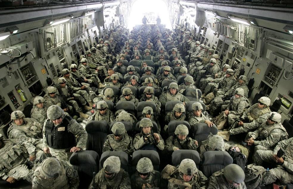 Militer dan tentara dari Negara