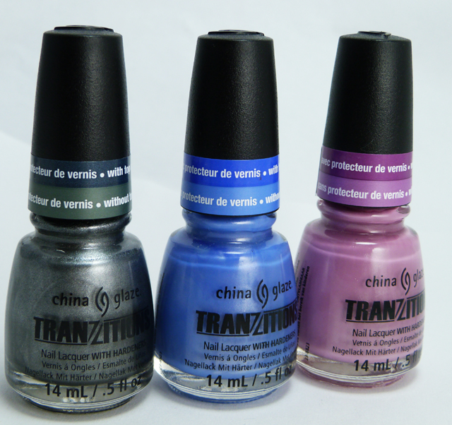 Lucy's Stash - China Glaze&#174; Tranzitions