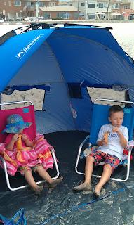 Lightspeed Quick Shelter Review via OCMentor.com