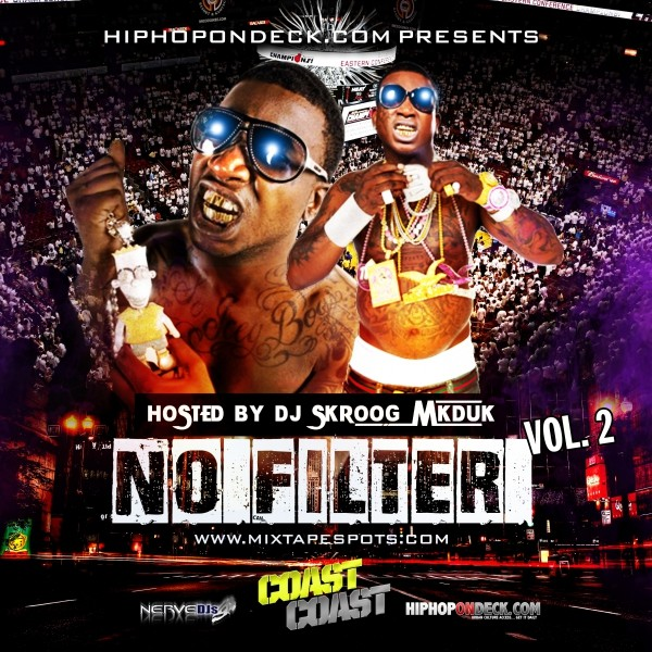 """No Filter"" Vol.2 Out Now!"
