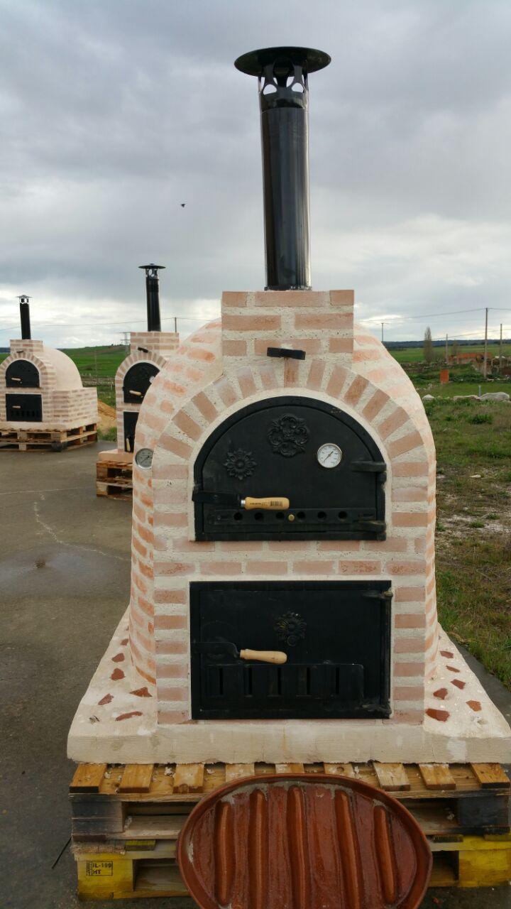 La fabrica de pereruela horno con hornilla - Hornos de barro ...