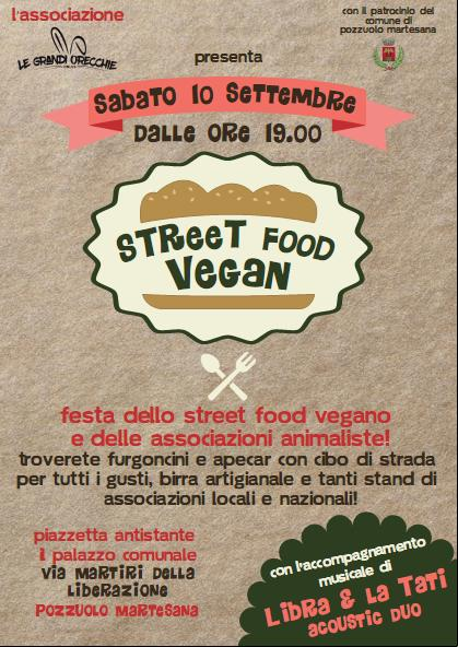 STREET FOOD VEGAN