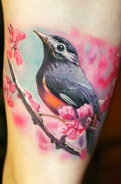 Best Animal Tattoos, Best Bird Tattoos