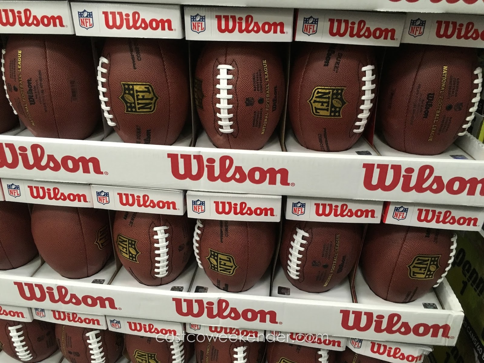 Be like Odell Beckham Jr. with the Wilson Replica NFL Football & Wilson Replica NFL Football | Costco Weekender