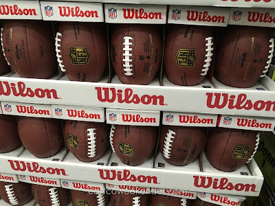Be like Odell Beckham Jr. with the Wilson Replica NFL Football