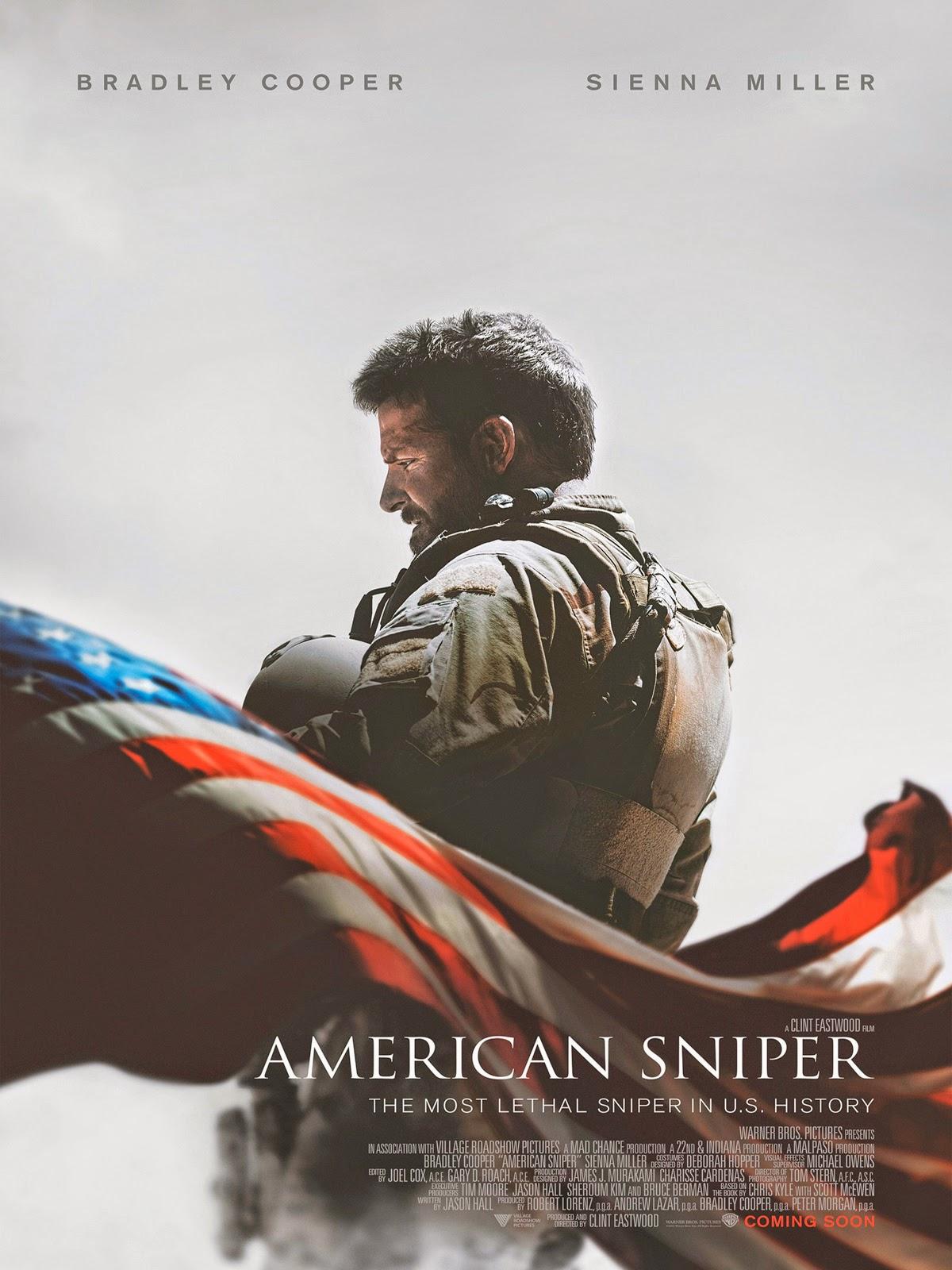Sniper Americano - American Sniper (2014)