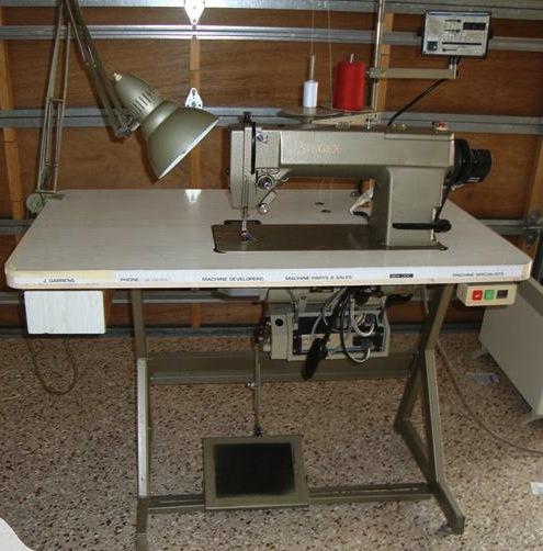 mercury industrial sewing machine