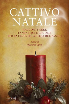 Cattivo Natale, 2012, copertina