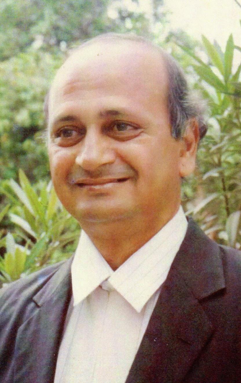 Advocate Avinash Chafekar