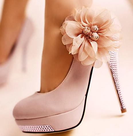 Beautiful Wedding Shoes 028 - Beautiful Wedding Shoes