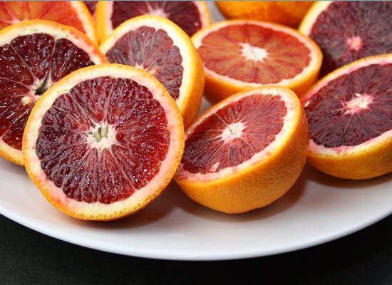 Fruit Warehouse: Blood orange