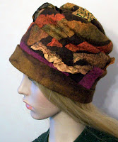 Hat by Suzanne Higgs