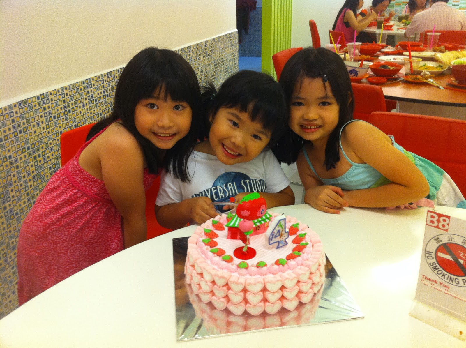 Strawberry Shortcake Birthday Cake Singapore Shortcake Birthday Cake