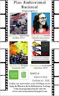 Plan Nacional Audiovisual, en la Biblioteca Turbay