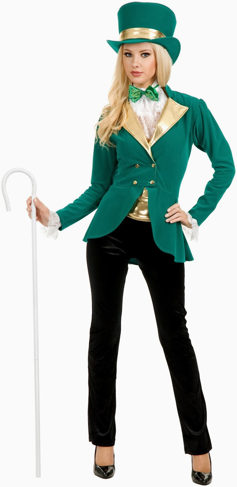 St patricks day costumes be the focus of attention with this pretty saint costume and look prettiest in the party and be the spotlight wherever you go solutioingenieria Choice Image