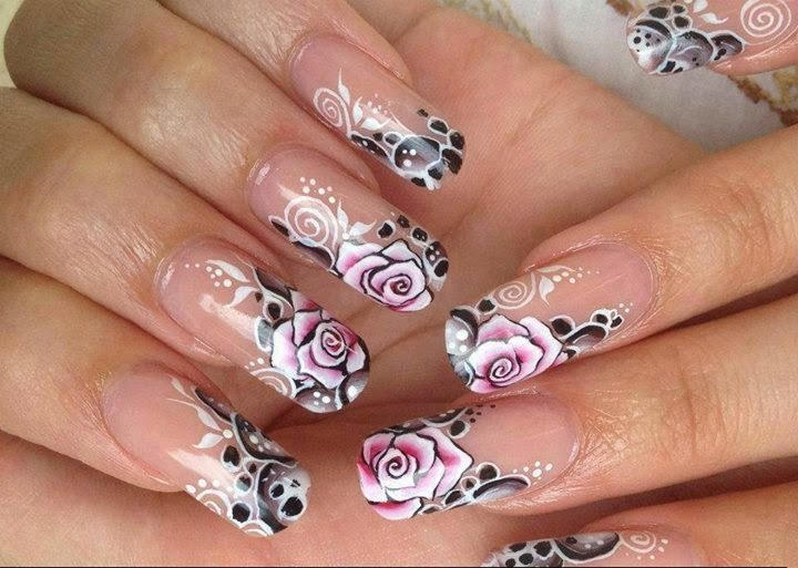 Three Fabulous Nails Designs