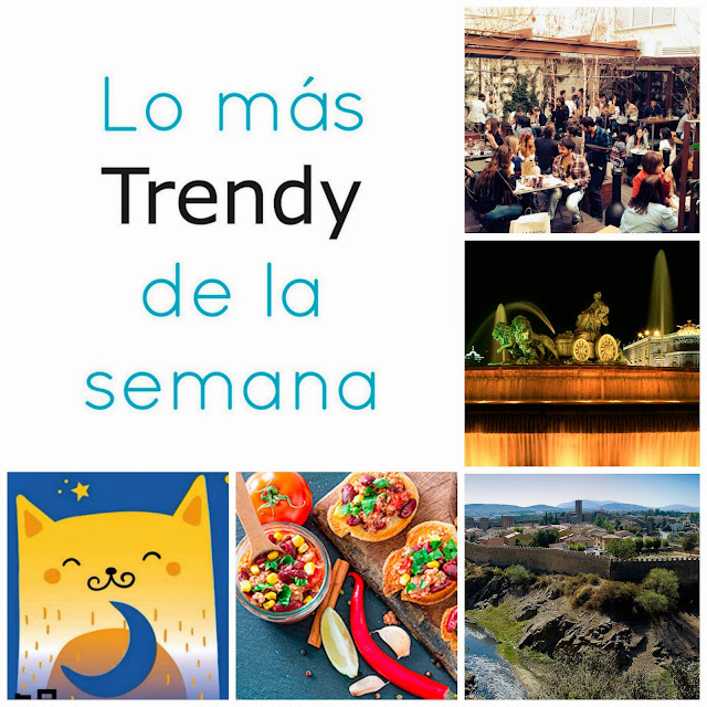 Lo mas trendy de la semana especial Madrid San Isidro 2015 planes recomendaciones tendencia lifestyle blog ideas puente visita turismo