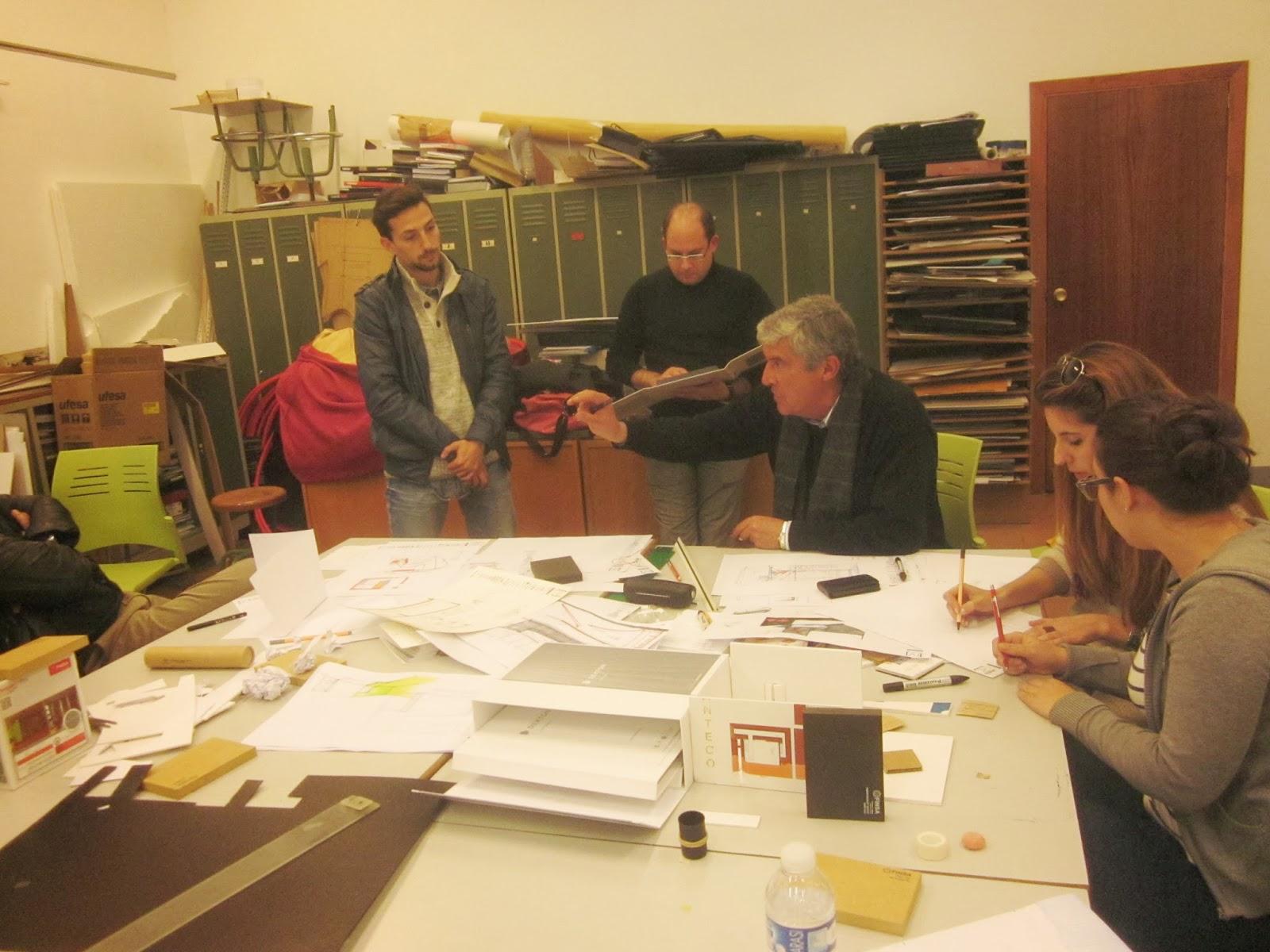 Escuela de Arte Almería. Departamento de Diseño de Interiores ...