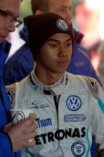 Jazeman moving up a step to Formula Renault 3.5 in 2013