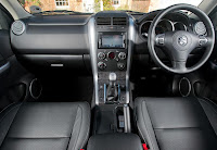 Suzuki Grand Vitara 5-Door (2013) Dashboard