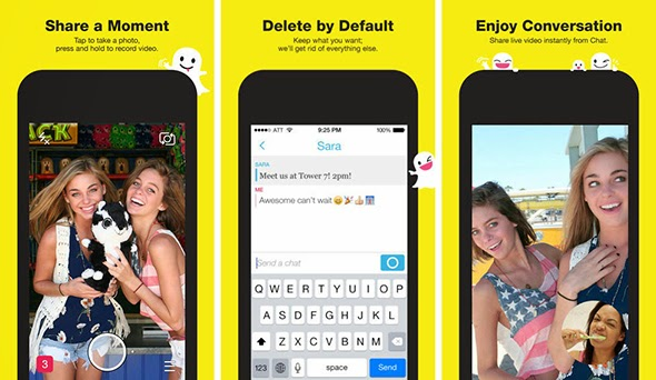 nueva version snapchat
