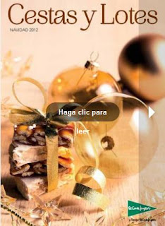 cesta lotes navidad 2012