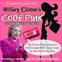 "Hillary Clinton's Personal ""Code Pink"" Organization"