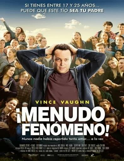 Ver Menudo fenomeno (Delivery man) (2013) Online