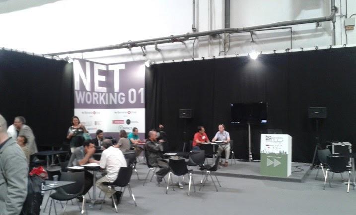 Fira BizBarcelona 2014 networking