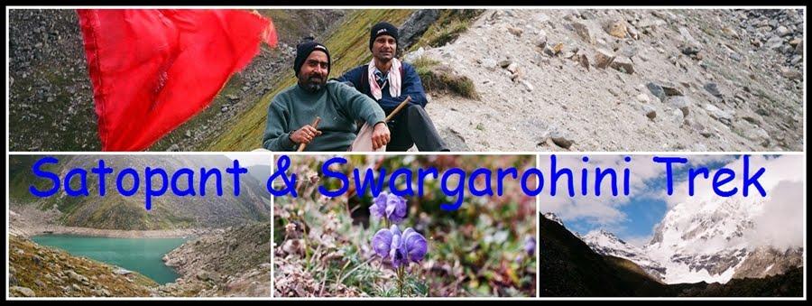 Satopant Lake & Swargarohini