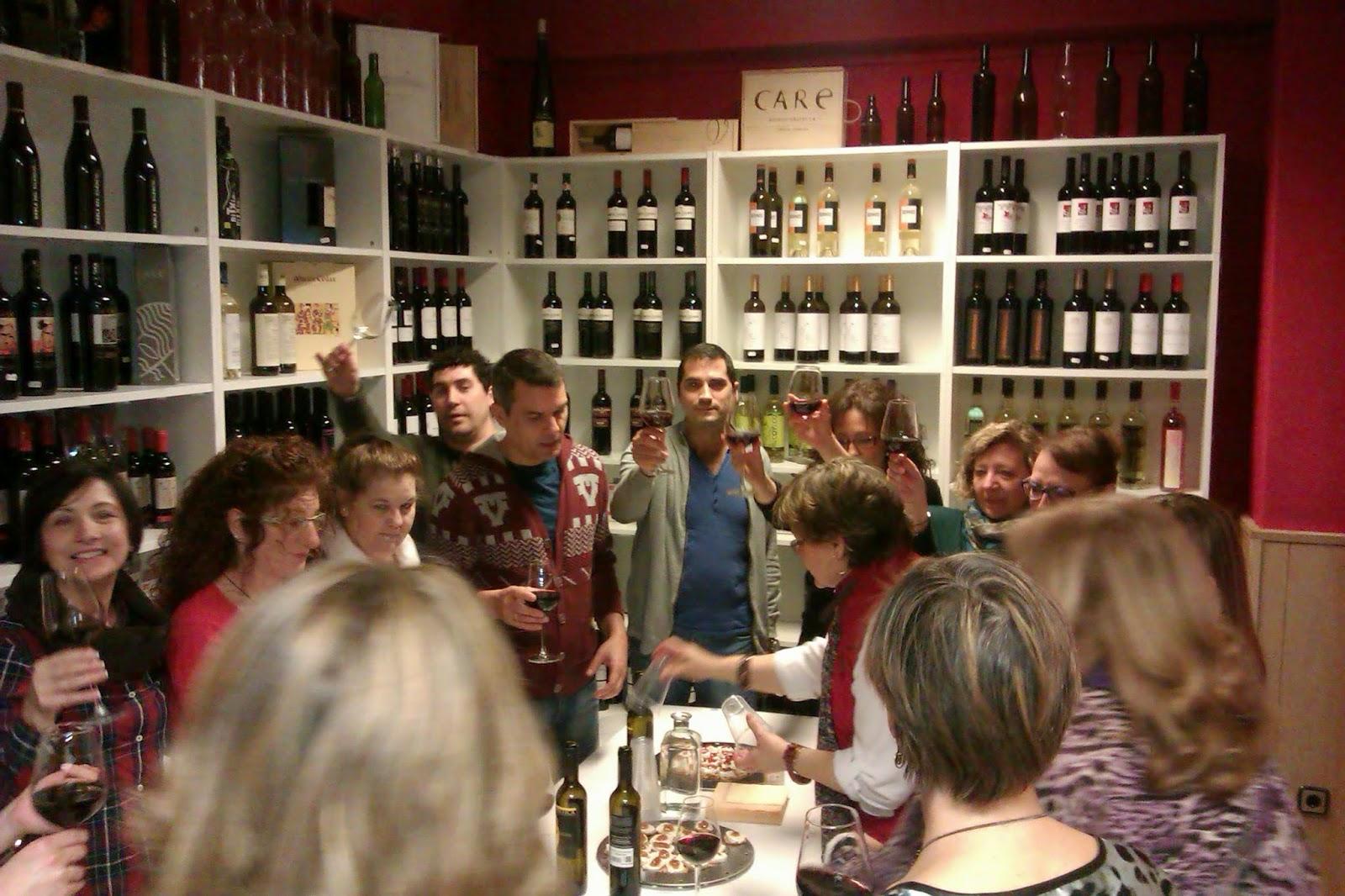 Cata de vinos romanos en maltea2