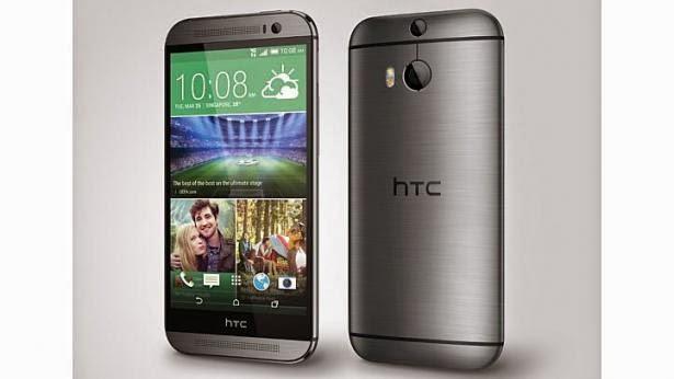 HP HTC One E8 Tersedia di Indonesia Pada November 2014