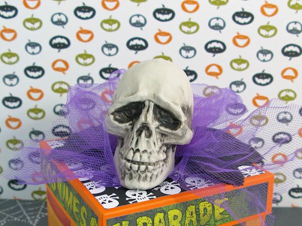 Spooky Halloween Explosion Box