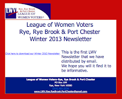 LWV WINTER NEWSLETTER